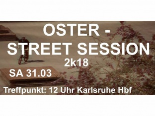 Easter-Street Session 2k18 - hosted by KSHZLE Crew