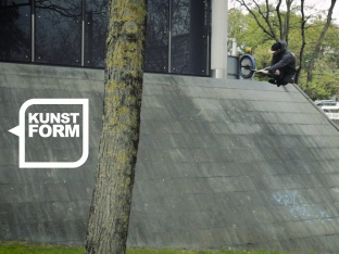 BMX STREET kunstform photoshoot 2017 - Behind the scenes
