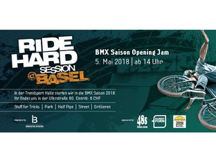 Ride Hard Session Tour #1 Basel