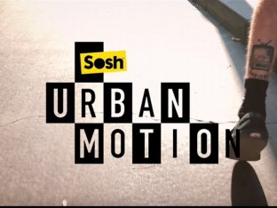 Robin Kachfi & Jan Mihaly - SOSH URBAN MOTION VIDEO