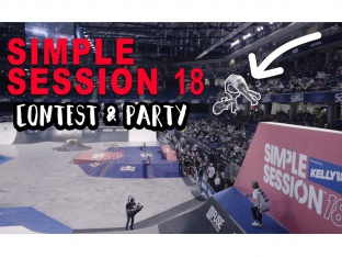 Simple Session 2018 - Webisode with Robin Kachfi