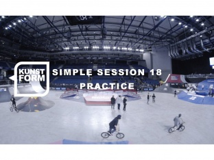 Simple Session 2018 - kunstform Team Practice