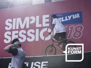 Simple Session 2018 - BMX Street & Park Finals