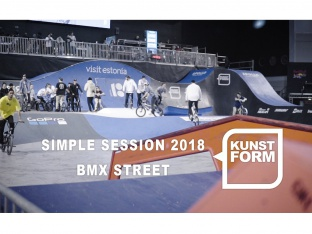 Simple Session 2018 - kunstform Team Qualification