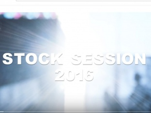 Kunstform Stock Session 2016 Video