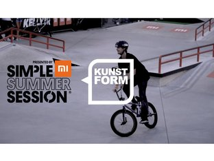 kunstform BMX Team bei der Simple Summer Session 2018