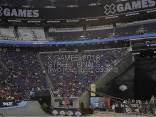 X Games 2018 - BMX Street Finals Highlights