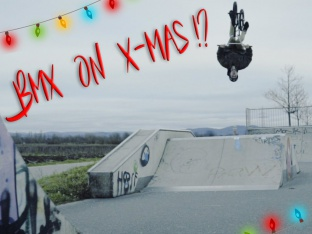 Robin Kachfi & Justin Rudd - BMX Christmas Session