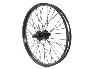 "KHE Bikes ""Big 400 X MVP V2 Cassette"" Rear Wheel - Black/Black"
