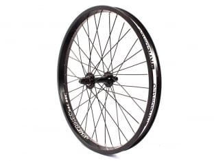 "KHE Bikes ""Big400 X MVP"" Front Wheel - Black/Black"
