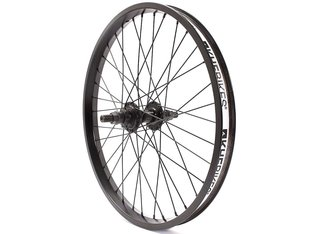 "KHE Bikes ""Big 400 X MVP Cassette"" Rear Wheel - Black/Black"