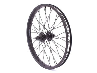 "KHE Bikes ""MVP DD Cassette"" Rear Wheel - Black/Black"
