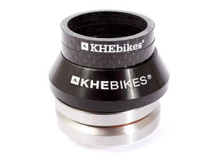 "KHE Bikes ""X8"" Headset - Black/Carbon"