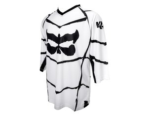 "Kali Protectives ""Chada Jersey"" 3/4 Longsleeve - White"