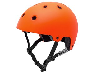 "Kali Protectives ""Maha"" Helm - Matt-Orange"