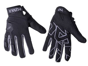 "Kali Protectives ""Venture"" Gloves - Black/Grey"