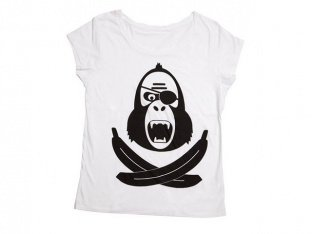 "King Kong ""Pirate Girl"" T-Shirt - Women"