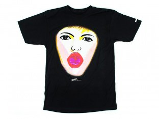 "Kink Bikes ""Blow Up Doll"" T-Shirt - Black"