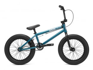 "Kink Bikes ""Carve 16"" 2021 BMX Rad - Gloss Digital Teal 