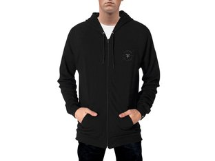 "Flybikes ""Circle"" Hooded Zipper"