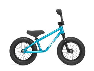 "Kink Bikes ""Coast 12"" 2020 BMX Balance Bike - 12 Inch - Gloss Atomic Blue"