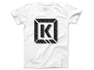 "Kink Bikes ""Cracked K-Brick"" T-Shirt"