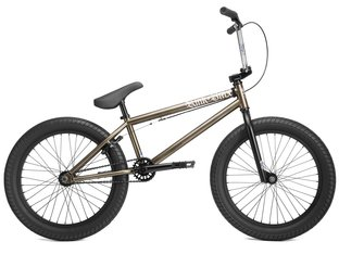 "Kink Bikes ""Curb"" 2019 BMX Rad - Gloss Nickel"