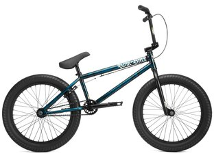 "Kink Bikes ""Curb"" 2019 BMX Bike - Smoked Stang Teal"