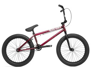 "Kink Bikes ""Curb"" 2020 BMX Bike - Gloss Smoked Red"