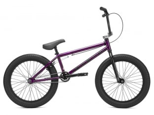 "Kink Bikes ""Curb"" 2021 BMX Bike - Gloss Smoked Fuschia"