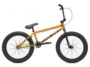 "Kink Bikes ""Curb"" 2021 BMX Bike - Matte Orange Flake"