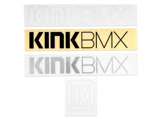 "Kink Bikes ""Die Cut"" Stickerset"