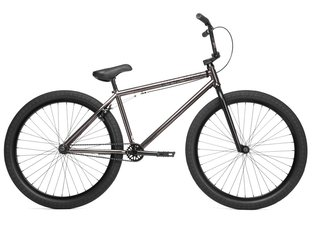 "Kink Bikes ""Drifter 26"" 2020 BMX Cruiser Bike - Gloss Black Chrome 