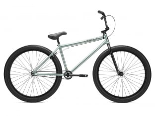"Kink Bikes ""Drifter 26"" 2021 BMX Cruiser Bike - Gloss Mirror Green 
