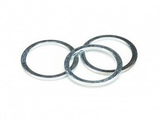 "Kink Bikes ""East Coaster Freecoaster"" Gap Washer Set"