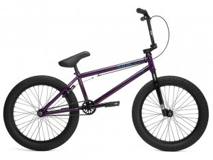 "Kink Bikes ""Gap"" 2018 BMX Rad - Gloss Trans Purple"
