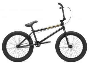 "Kink Bikes ""Gap"" 2021 BMX Rad - Gloss Black Chrome"