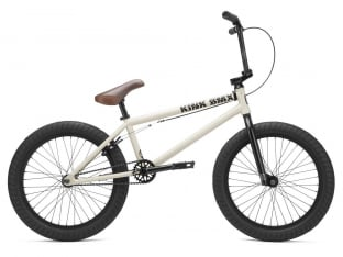 "Kink Bikes ""Gap"" 2021 BMX Bike - Matte Bone White"