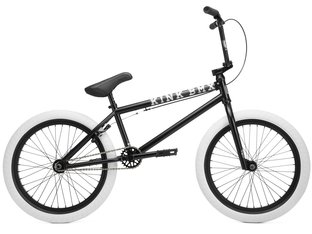 "Kink Bikes ""Gap FC"" 2019 BMX Bike - Matte Guinness Black 