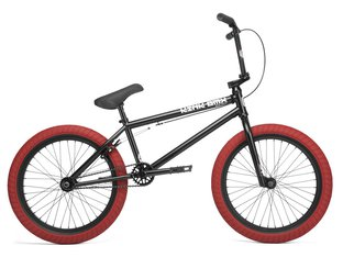 "Kink Bikes ""Gap FC"" 2020 BMX Bike - Matte Guinness Black 