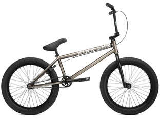 "Kink Bikes ""Gap XL"" 2019 BMX Bike - Gloss Platinum Black Edge Fade"