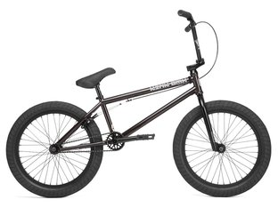 "Kink Bikes ""Gap XL"" 2020 BMX Rad - Gloss Trans Black"