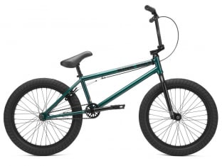 "Kink Bikes ""Gap XL"" 2021 BMX Rad - Gloss Galactic Green"