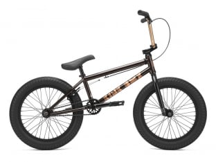 "Kink Bikes ""Kicker 18"" 2021 BMX Rad - Gloss Black Copper 