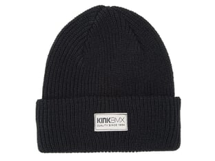 "Kink Bikes ""Labeled"" Beanie Mütze - Black"
