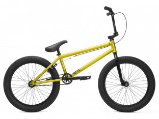 "Kink Bikes ""Launch"" 2017 BMX Rad - Gloss Lime Gold"