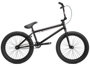 "Kink Bikes ""Launch"" 2019 BMX Bike - Black Holo Confetti"