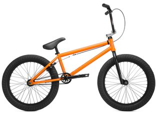"Kink Bikes ""Launch"" 2019 BMX Bike - Matte Cali Poppy Edge Fade"