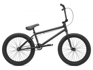 "Kink Bikes ""Launch"" 2021 BMX Bike - Matte Dusk Black"