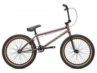"Kink Bikes ""Launch"" 2021 BMX Rad - Matte Truffle Brown"